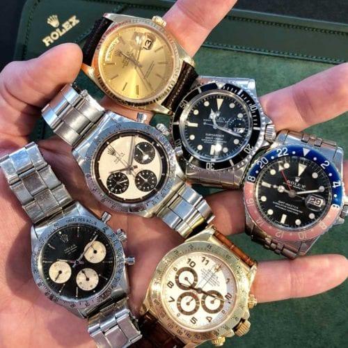 Sell Vintage Rolex Ohio