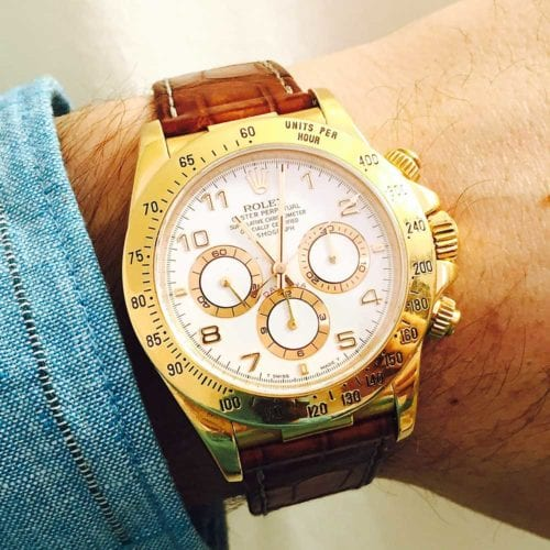 Sell Rolex Daytona Ohio